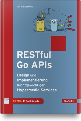 Abbildung von Wirdemann | RESTful Go APIs | 2019 | Design und Implementierung lei...