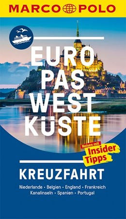 Abbildung von MARCO POLO Reiseführer Europas Westküste Kreuzfahrt | 1. Auflage | 2019