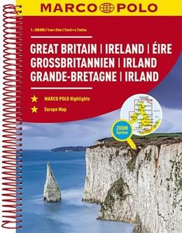 Abbildung von MARCO POLO Reiseatlas Großbritannien, Irland 300 000 | 2019