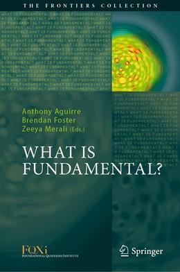 Abbildung von Aguirre / Foster / Merali | What is Fundamental? | 2019