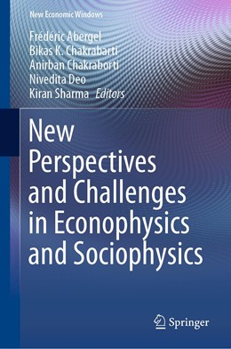 Abbildung von Abergel / Chakrabarti | New Perspectives and Challenges in Econophysics and Sociophysics | 1. Auflage | 2019 | beck-shop.de
