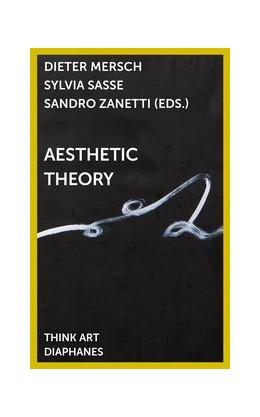Abbildung von Zanetti / Sasse / Mersch | Aesthetic Theory | 2019