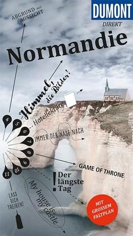 Abbildung von Simon | DuMont direkt Reiseführer Normandie | 2. Auflage | 2019 | beck-shop.de