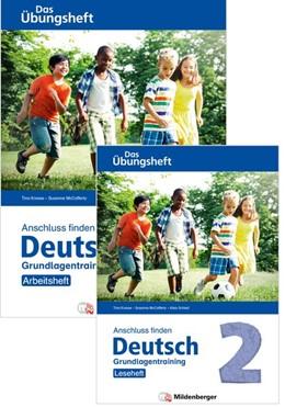 Abbildung von Kresse / Mccafferty | Anschluss finden / Deutsch 2 - Das Übungsheft - Grundlagentraining: Leseheft und Arbeitsheft | 1. Auflage | 2019 | beck-shop.de