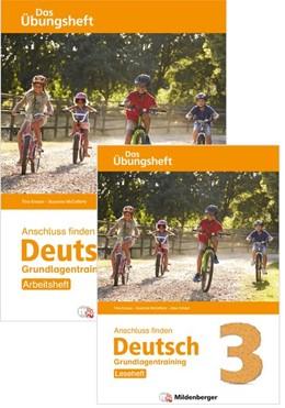 Abbildung von Kresse / Mccafferty   Anschluss finden / Deutsch 3 - Das Übungsheft - Grundlagentraining: Leseheft und Arbeitsheft   1. Auflage   2020   beck-shop.de