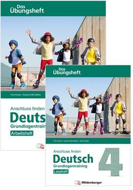 Abbildung von Kresse / Mccafferty | Anschluss finden / Deutsch 4 - Das Übungsheft - Grundlagentraining: Leseheft und Arbeitsheft | 1. Auflage | 2021 | beck-shop.de