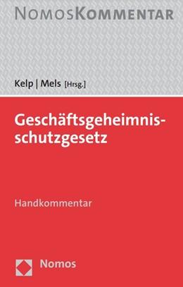 Abbildung von Ulrici | Geschäftsgeheimnisschutzgesetz (GeschGehG) | 2020 | Handkommentar