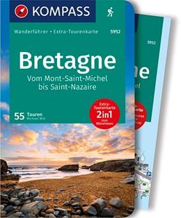 Abbildung von Will | KOMPASS Wanderführer Bretagne, vom Mont-Saint-Michel bis Saint-Nazaire | 1. Auflage | 2019 | Wanderführer mit Extra-Tourenk...