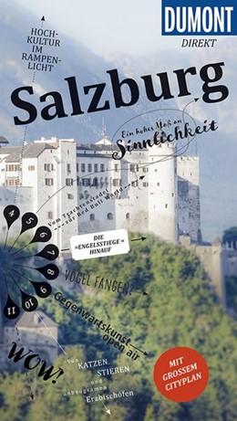 Abbildung von Weiss | DuMont direkt Reiseführer Salzburg | 2. Auflage | 2019 | Mit großem Cityplan