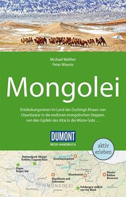Abbildung von Woeste / Walther   DuMont Reise-Handbuch Reiseführer Mongolei   5. Auflage   2019   beck-shop.de