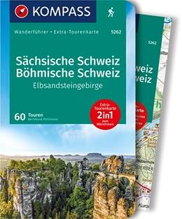 Abbildung von Pollmann | KOMPASS Wanderführer Sächsische Schweiz, Böhmische Schweiz, Elbsandsteingebirge | 1. Auflage | 2019 | Wanderführer mit Extra-Tourenk...