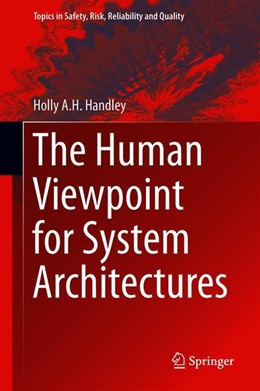 Abbildung von Handley | The Human Viewpoint for System Architectures | 1st ed. 2019 | 2019 | 35