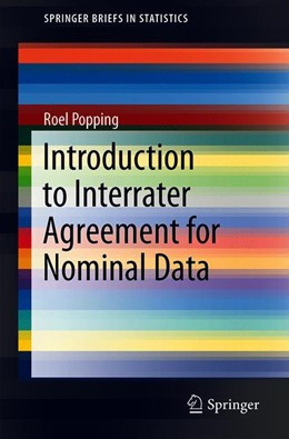 Abbildung von Popping | Introduction to Interrater Agreement for Nominal Data | 1st ed. 2019 | 2019