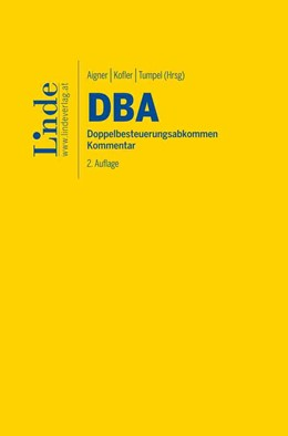 Abbildung von Aigner / Kofler / Tumpel | DBA-Kommentar | 2. Auflage 2019 | 2019