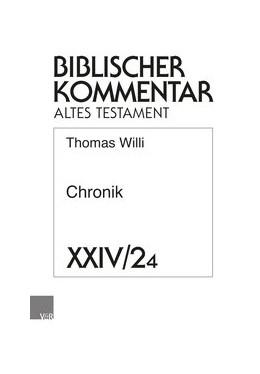 Abbildung von Willi | Chronik | 1. Auflage 2020 | 2020 | 4. Lieferung | Band XXIV/2, Lieferung 4