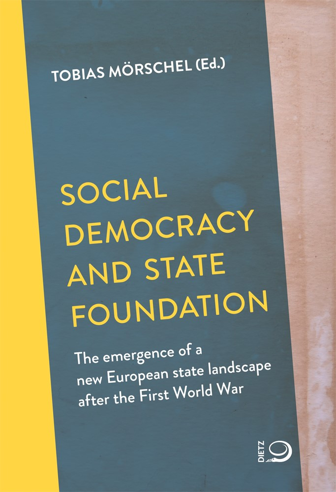 Social Democracy and State Foundation | Mörschel, 2019 | Buch (Cover)