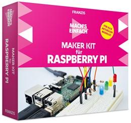 Abbildung von Immler | Maker Kit für Raspberry Pi | 1. Auflage | 2019 | beck-shop.de