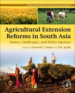 Abbildung von Babu / Joshi | Agricultural Extension Reforms in South Asia | 2019 | Status, Challenges, and Policy...