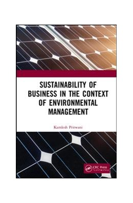 Abbildung von Pritwani | Sustainability of Business in the Context of Environmental Management | 2019