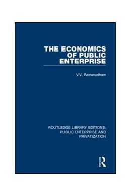 Abbildung von Ramanadham | The Economics of Public Enterprise | 1. Auflage | 2019 | beck-shop.de