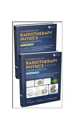 Abbildung von Mayles / Nahum / Rosenwald | Handbook of Radiotherapy Physics | 2020 | Theory and Practice, Second Ed...