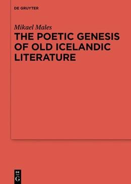Abbildung von Males | The Poetic Genesis of Old Icelandic Literature | 2019