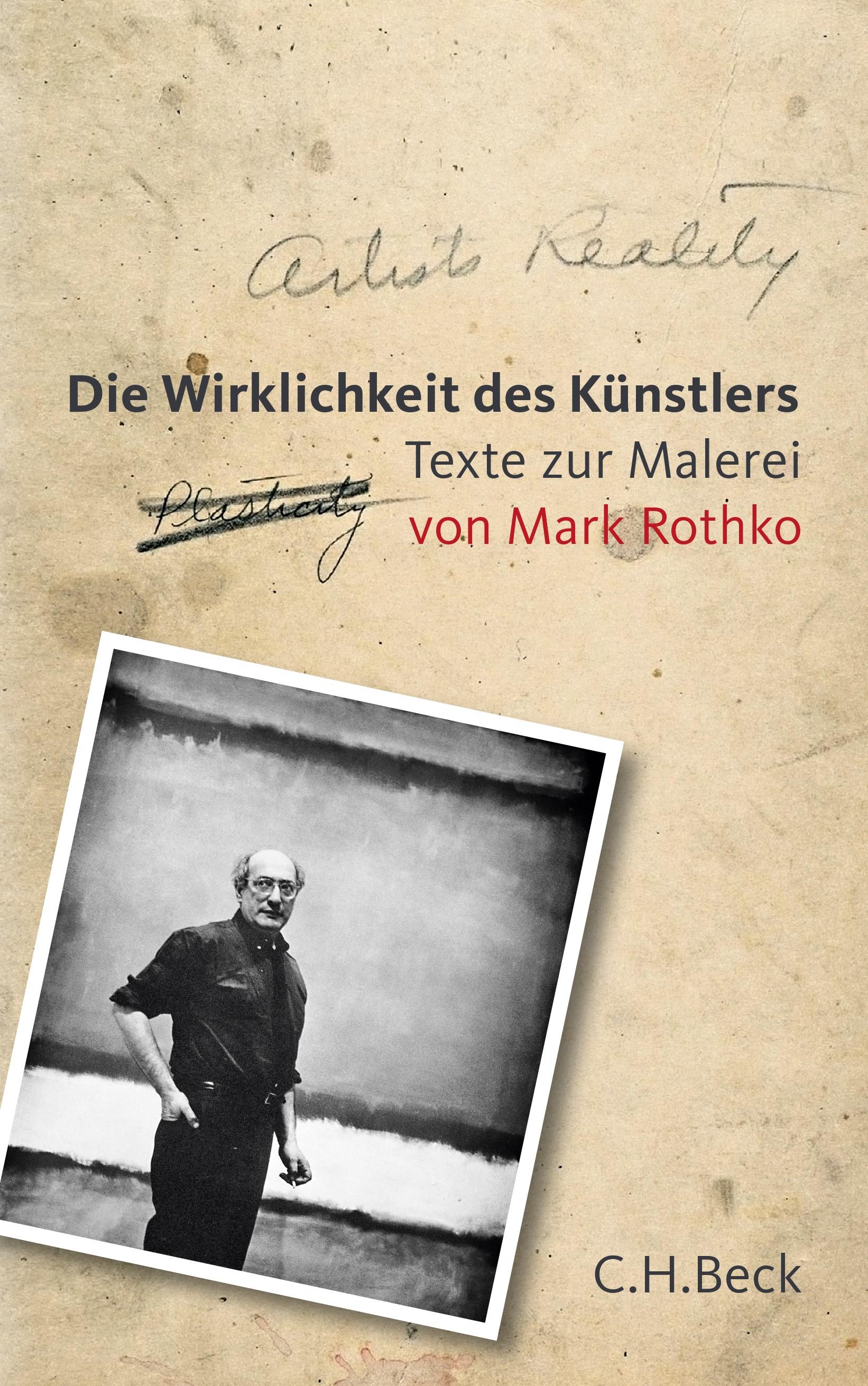 Die Wirklichkeit des Künstlers | Rothko, Mark | 2., aktualisierte Auflage, 2019 | Buch (Cover)