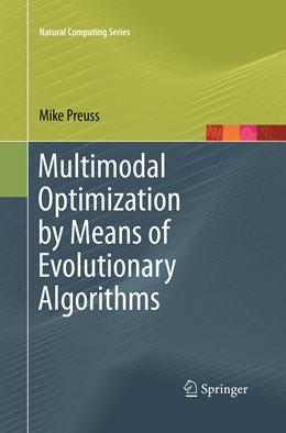 Abbildung von Preuss   Multimodal Optimization by Means of Evolutionary Algorithms   Softcover reprint of the original 1st ed. 2015   2019