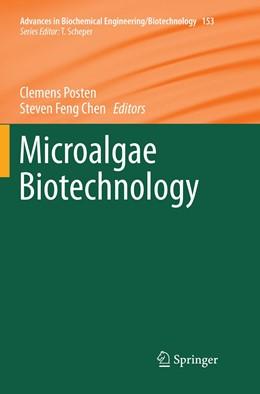 Abbildung von Posten / Feng Chen | Microalgae Biotechnology | Softcover reprint of the original 1st ed. 2016 | 2019 | 153
