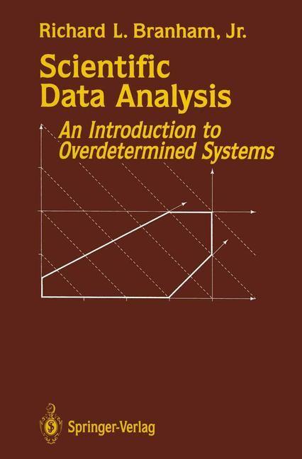 Scientific Data Analysis | Branham, 1990 | Buch (Cover)