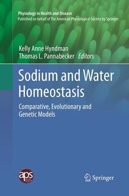 Abbildung von Hyndman / Pannabecker | Sodium and Water Homeostasis | 1. Auflage | 2019 | beck-shop.de