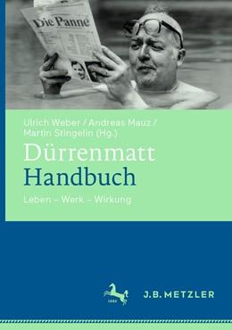 Abbildung von Weber / Mauz   Dürrenmatt-Handbuch   1. Auflage   2020   beck-shop.de