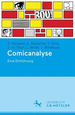 Abbildung von Packard / Rauscher / Sina | Comicanalyse | 2019 | Eine Einführung