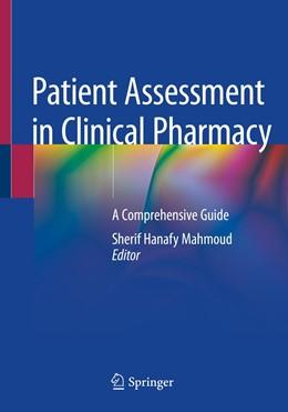 Abbildung von Mahmoud   Patient Assessment in Clinical Pharmacy   1. Auflage   2019   beck-shop.de