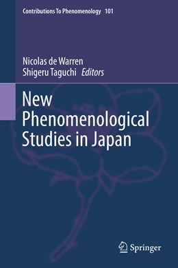 Abbildung von de Warren / Taguchi | New Phenomenological Studies in Japan | 1. Auflage | 2019 | 101 | beck-shop.de