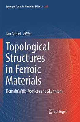 Abbildung von Seidel | Topological Structures in Ferroic Materials | Softcover reprint of the original 1st ed. 2016 | 2019