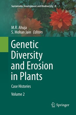 Abbildung von Ahuja / Jain   Genetic Diversity and Erosion in Plants   Softcover reprint of the original 1st ed. 2016   2019   Case Histories   8