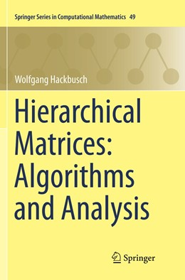 Abbildung von Hackbusch | Hierarchical Matrices: Algorithms and Analysis | Softcover reprint of the original 1st ed. 2015 | 2019 | 49