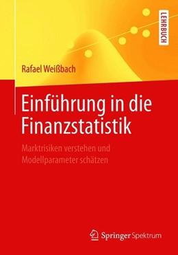 Abbildung von Weißbach | Einführung in die Finanzstatistik | 1. Auflage | 2019 | beck-shop.de