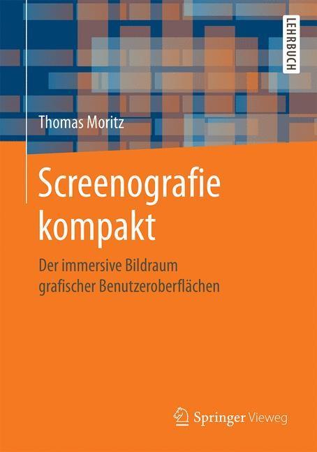 Screenografie kompakt   Moritz, 2019   Buch (Cover)