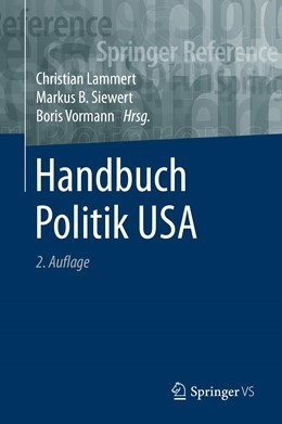 Abbildung von Lammert / Siewert | Handbuch Politik USA | 2. Auflage | 2020 | beck-shop.de