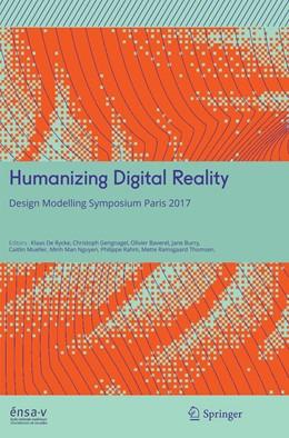 Abbildung von De Rycke / Gengnagel | Humanizing Digital Reality | 1. Auflage | 2018 | beck-shop.de