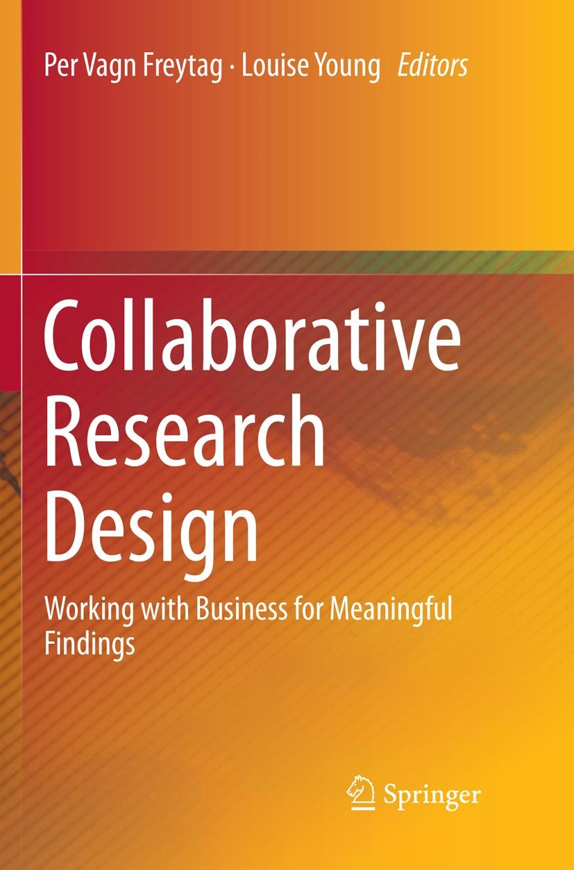 Collaborative Research Design | Freytag / Young | Softcover reprint of the original 1st ed. 2018, 2018 | Buch (Cover)