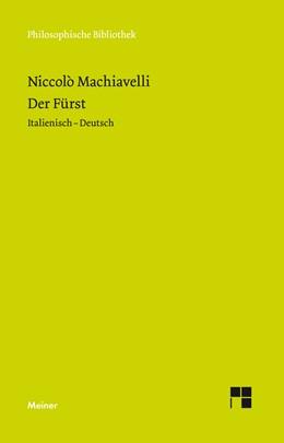 Abbildung von Machiavelli / Rudolph | Der Fürst | 1. Auflage | 2019 | 706 | beck-shop.de
