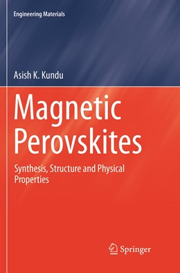Abbildung von Kundu | Magnetic Perovskites | Softcover reprint of the original 1st ed. 2016 | 2019 | Synthesis, Structure and Physi...