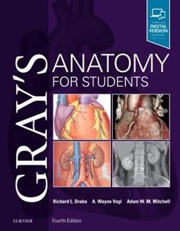 Abbildung von Drake / Vogl / Mitchell | Gray's Anatomy for Students | 4. Auflage | 2019