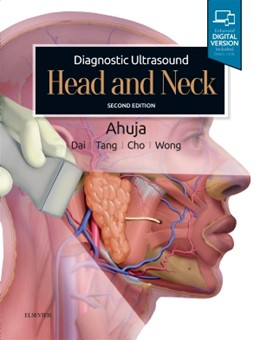 Abbildung von Ahuja | Diagnostic Ultrasound: Head and Neck | 2. Auflage | 2019