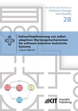 Abbildung von Märtin | Entwurfsoptimierung von selbst-adaptiven Wartungsmechanismen für software-intensive technische Systeme | 1. Auflage | 2018 | beck-shop.de
