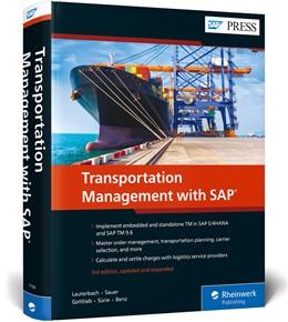 Abbildung von Lauterbach / Sauer | Transportation Management with SAP | 3. Auflage | 2019 | beck-shop.de