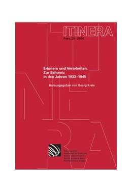 Abbildung von Kreis | Itinera Fasc. 25: | 2004